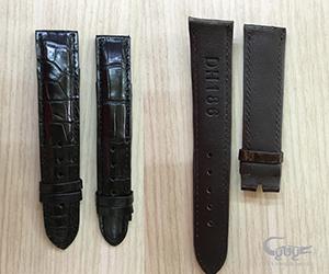 Bán dây đeo đồng hồ da cá sấu xịn